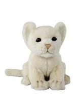 """Lion Cub White 6.5""""L"""