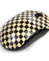 Mackenzie-Childs Courtly Check Wireless Mouse