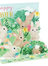 Up With Paper Bunnies Everywhere