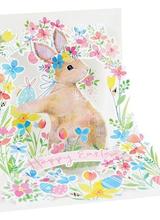 Up With Paper Garden Rabbit