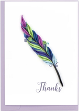 Quilling Card GE566