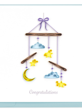 Quilling Card CG816
