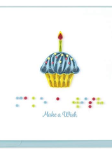 Quilling Card BR1608
