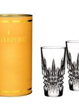 Waterford Waterford<br /> Giftology Lismore Diamond Shot Glass, Pair