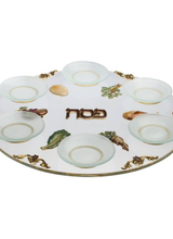 Quest Collection Passover Seder Plate