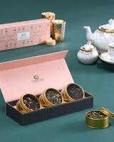 Vahdam Teas BLUSH Assorted Teas in a Gift Box