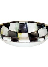 Mackenzie-Childs Courtly Check Soap Dish
