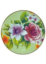 Mackenzie-Childs Flower Market Green Salad/Dessert Plate