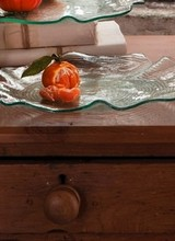 Annie Glass Dune Large Platter