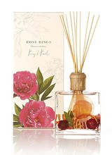 Rosy Rings Peony & Pomelo Botanical Reed Diffuser