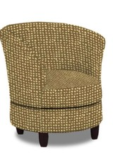 Best Home Furnishings Dysis Swivel Chair Pewter