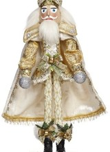 Mark Roberts Ivory Palace Nutcracker - 24 Inches