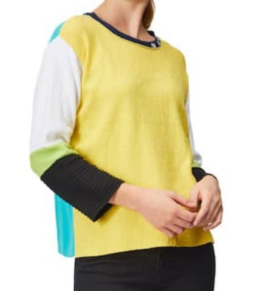 c124ac593447bd Reversible Pullover Sweater ...