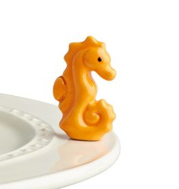 Nora Fleming Nora Fleming Mini Horsin' Around (Seahorse)