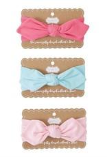 Mud Pie Children's Knotted Bow Headband