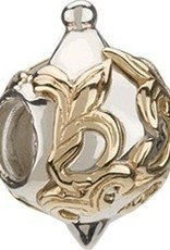 Gold Fleur-de-Lis Ornament Bead 50% OFF