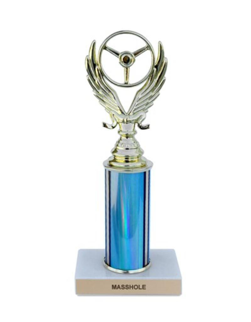 Trophy Kits Masshole Trophy