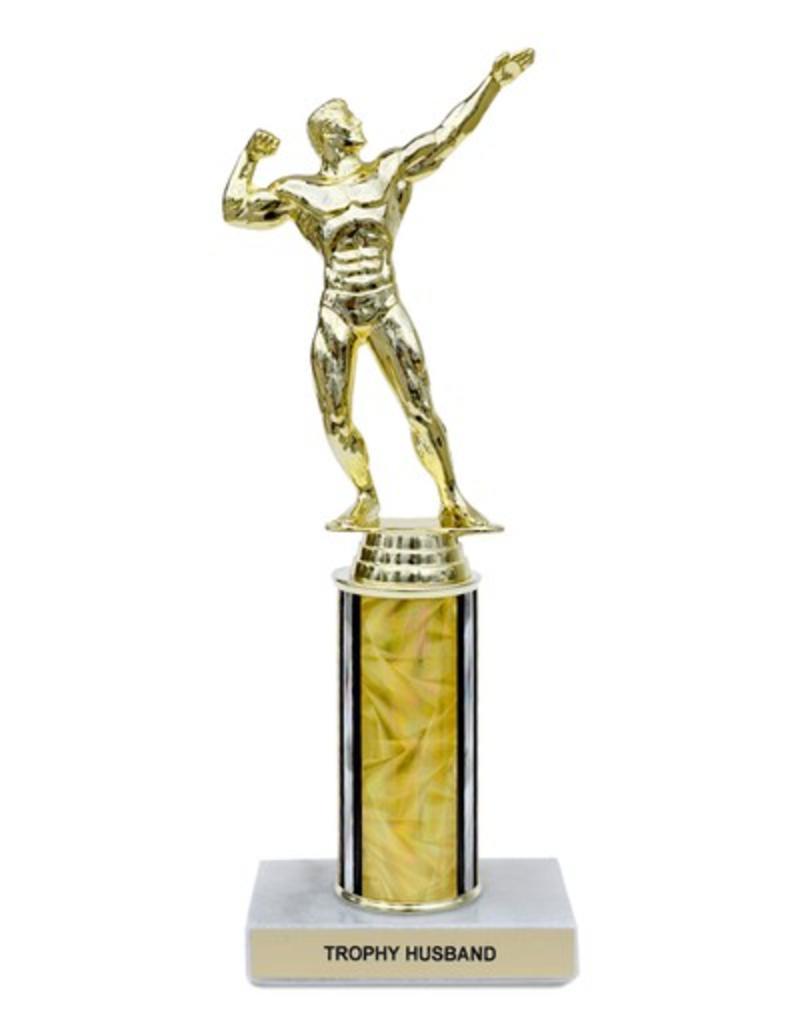 Frog & Toad Press Trophy Husband Trophy
