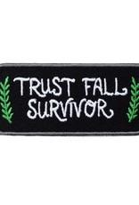 Trust Fall Survivor Patch