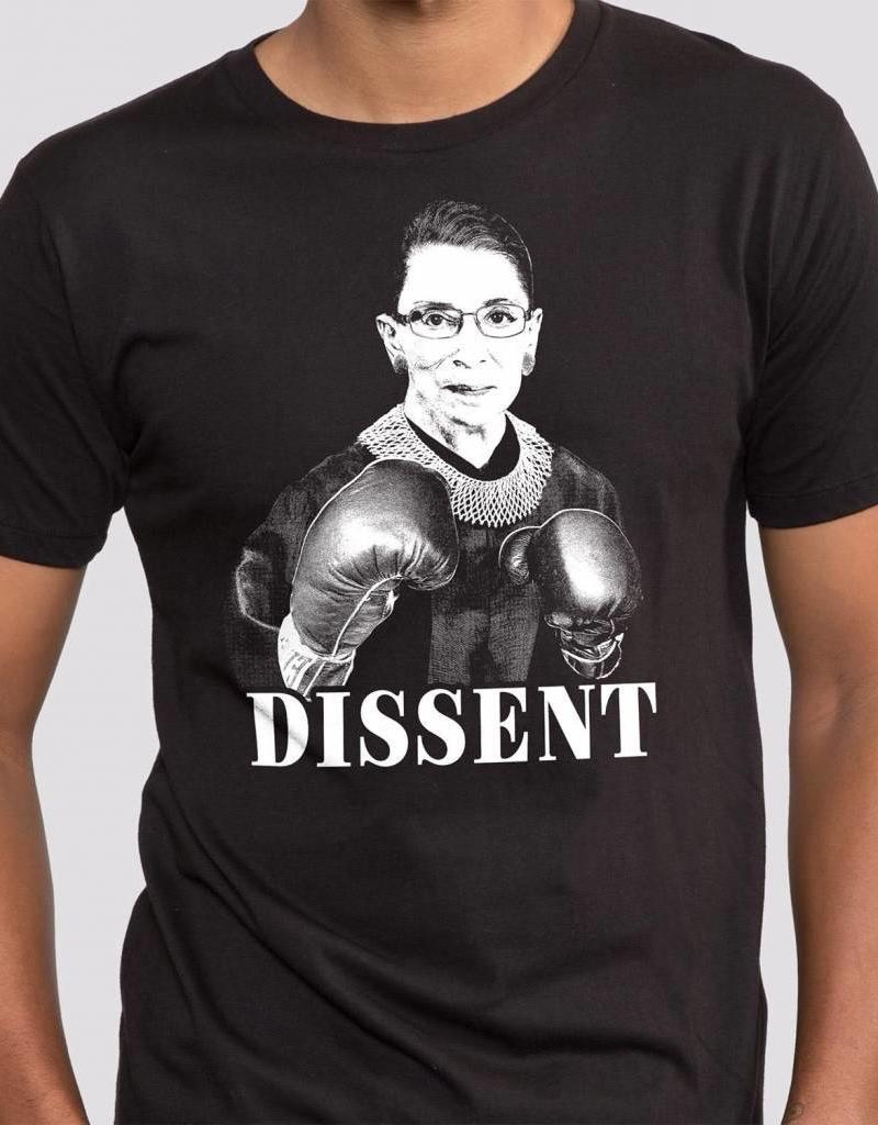 Headline RBG Boxer T-Shirt