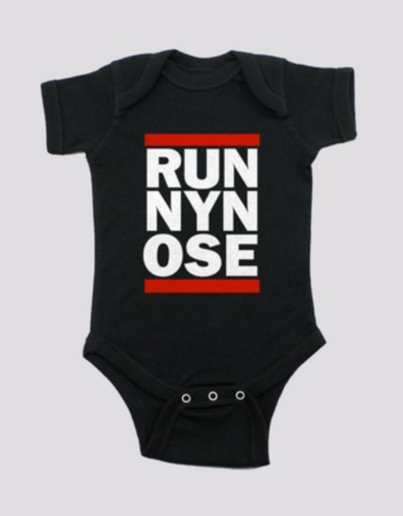 Headline Runny Nose Onesie