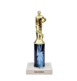 Frog & Toad Press Douchebag Trophy