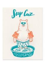 Sup Cuz Print