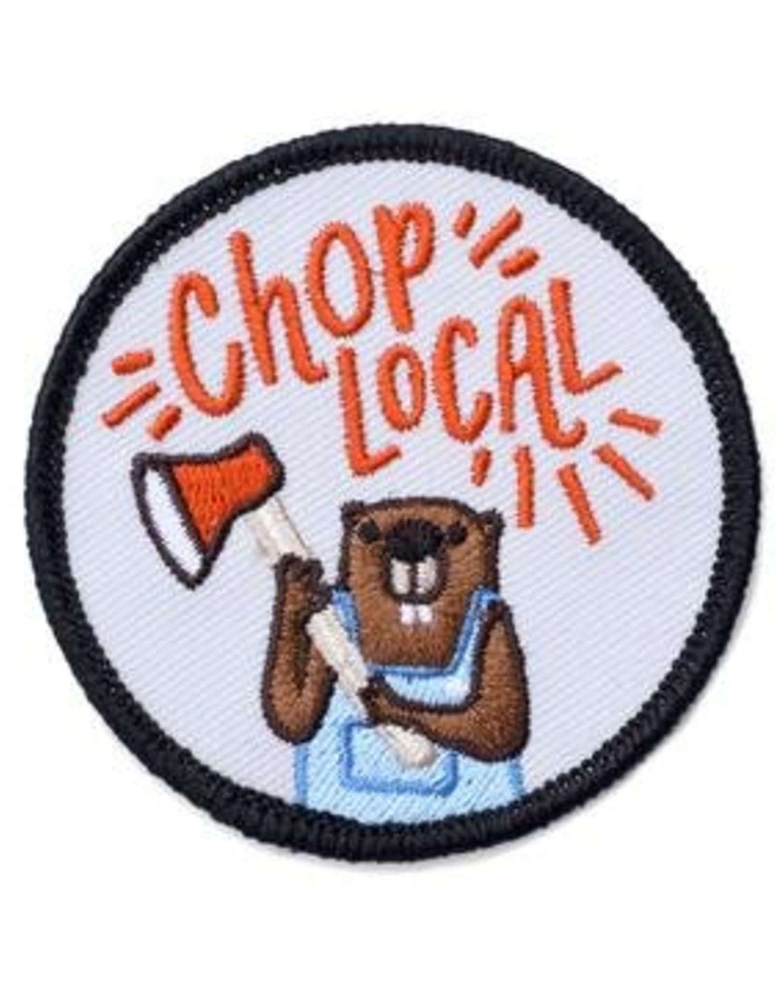 Chop Local Beaver Patch