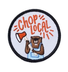 Chop Local Beaver Patch