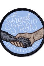 Frog & Toad Press Friend to Strays Patch