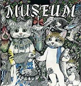 Chronicle Books Yuko Higuchi's Magical Coloring Museum