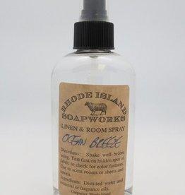 RI Soapworks Linen & Room Spray - Ocean Breeze