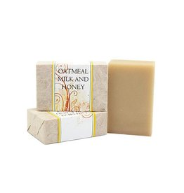 Summer House Natural Soaps Soap Bar - Oatmeal Milk & Honey