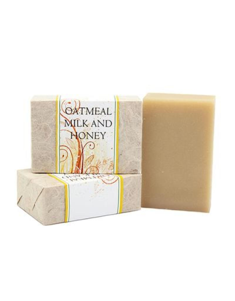 Summer House Natural Soaps Soap Bar - Oatmeal Milk & Honey