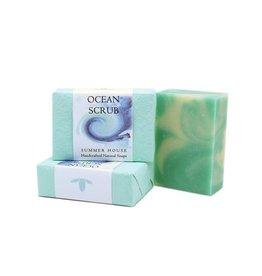 Summer House Natural Soaps Soap Bar - Ocean Scrub