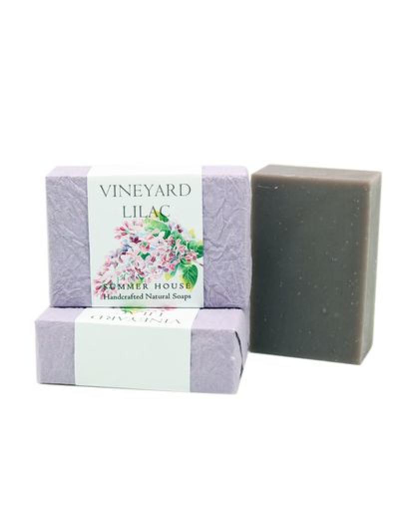Summer House Natural Soaps Soap Bar - Vineyard Lilac