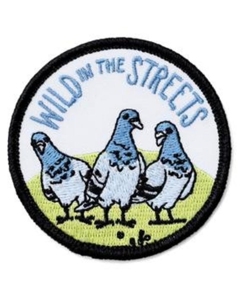 Frog & Toad Press Wild In The Streets Pigeon Patch