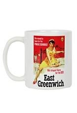 Frog & Toad Design East Greenwich Pulp Fiction Mug