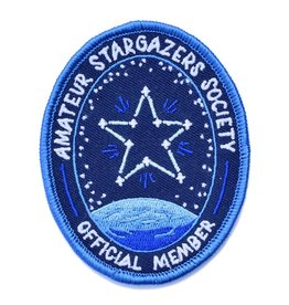 Amateur Stargazers Society Patch