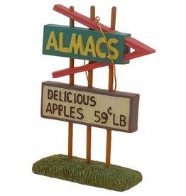 My Little Town Almacs Sign Ornament