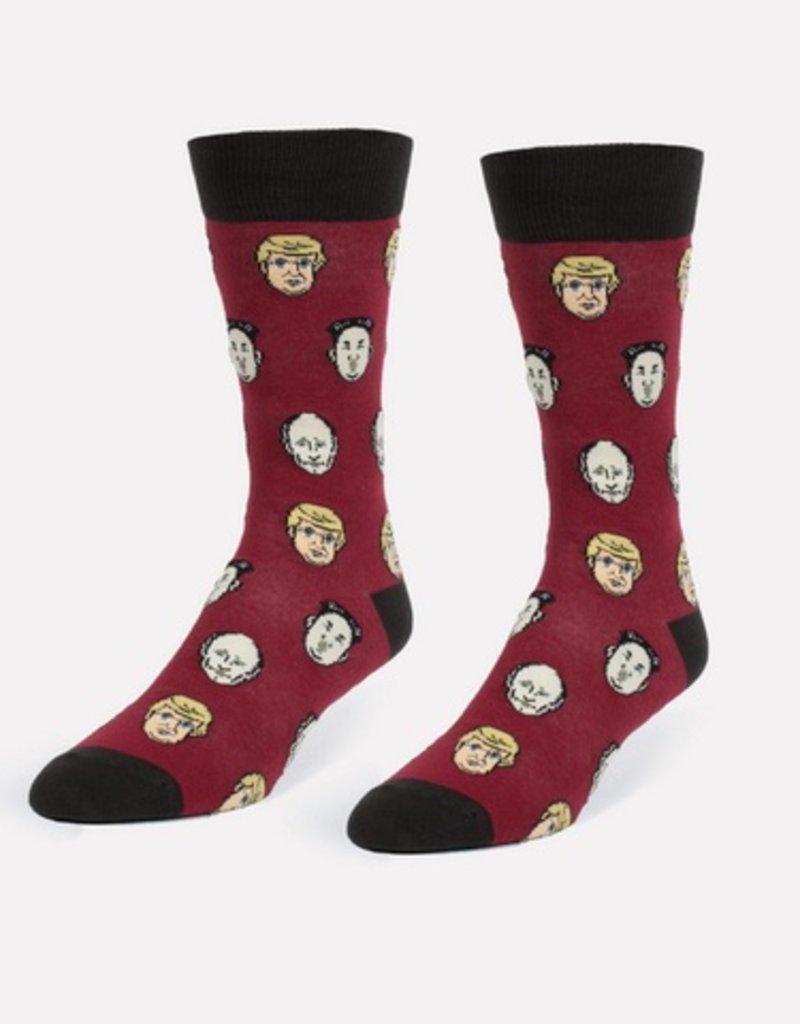 Headline DICK-tators Men's Socks