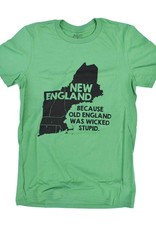 Digital Basement LLC New England T-Shirt