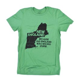 Digital Basement LLC New England T-Shirt