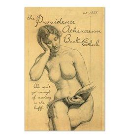Providence Athenaeum Book Club Print