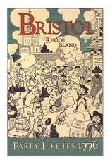 Bristol Party Print