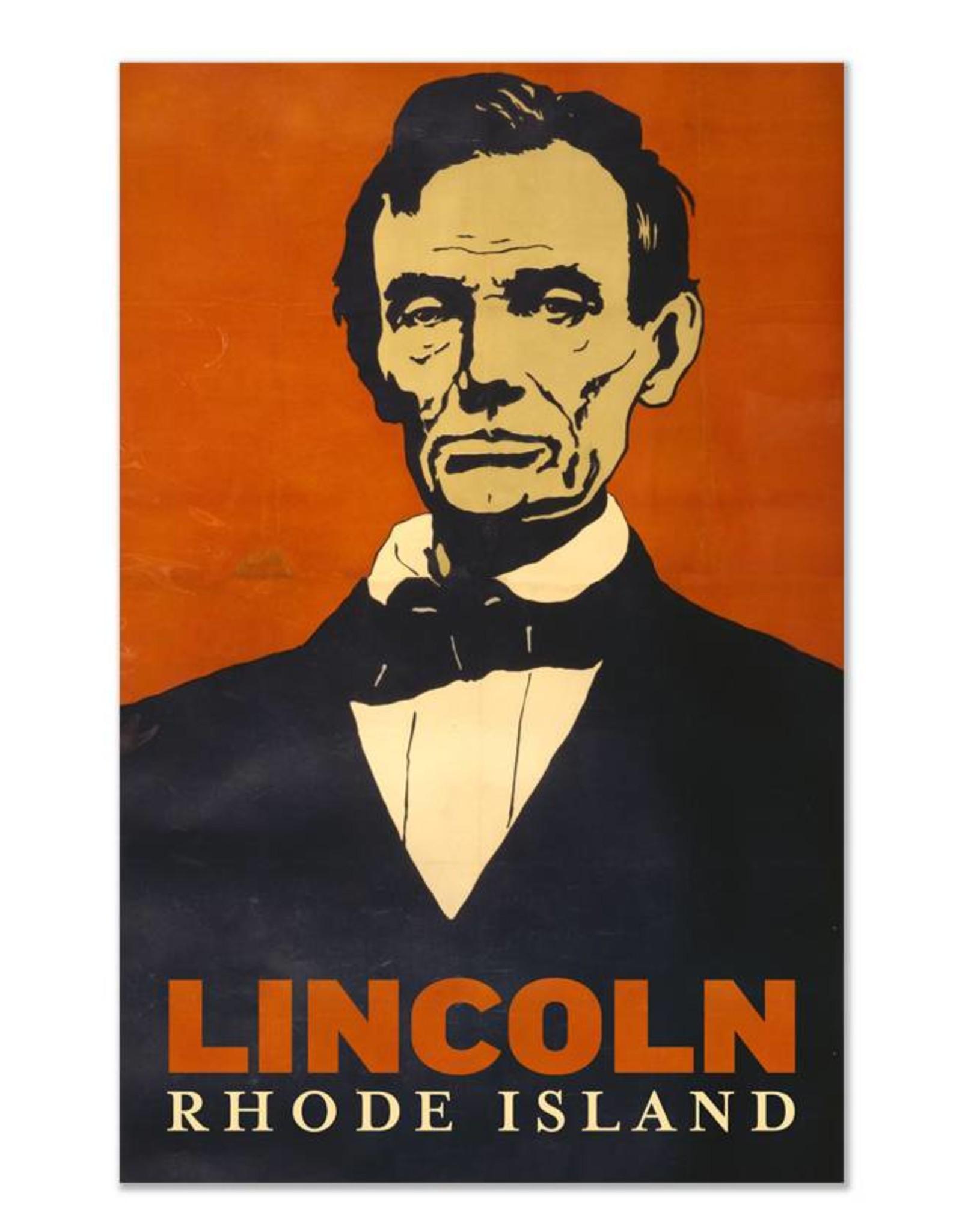 Abe Lincoln Print