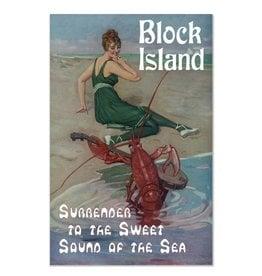 Block Island Print