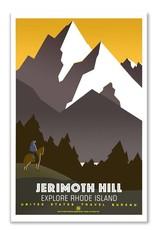 Frog & Toad Design Jerimoth Hill Print