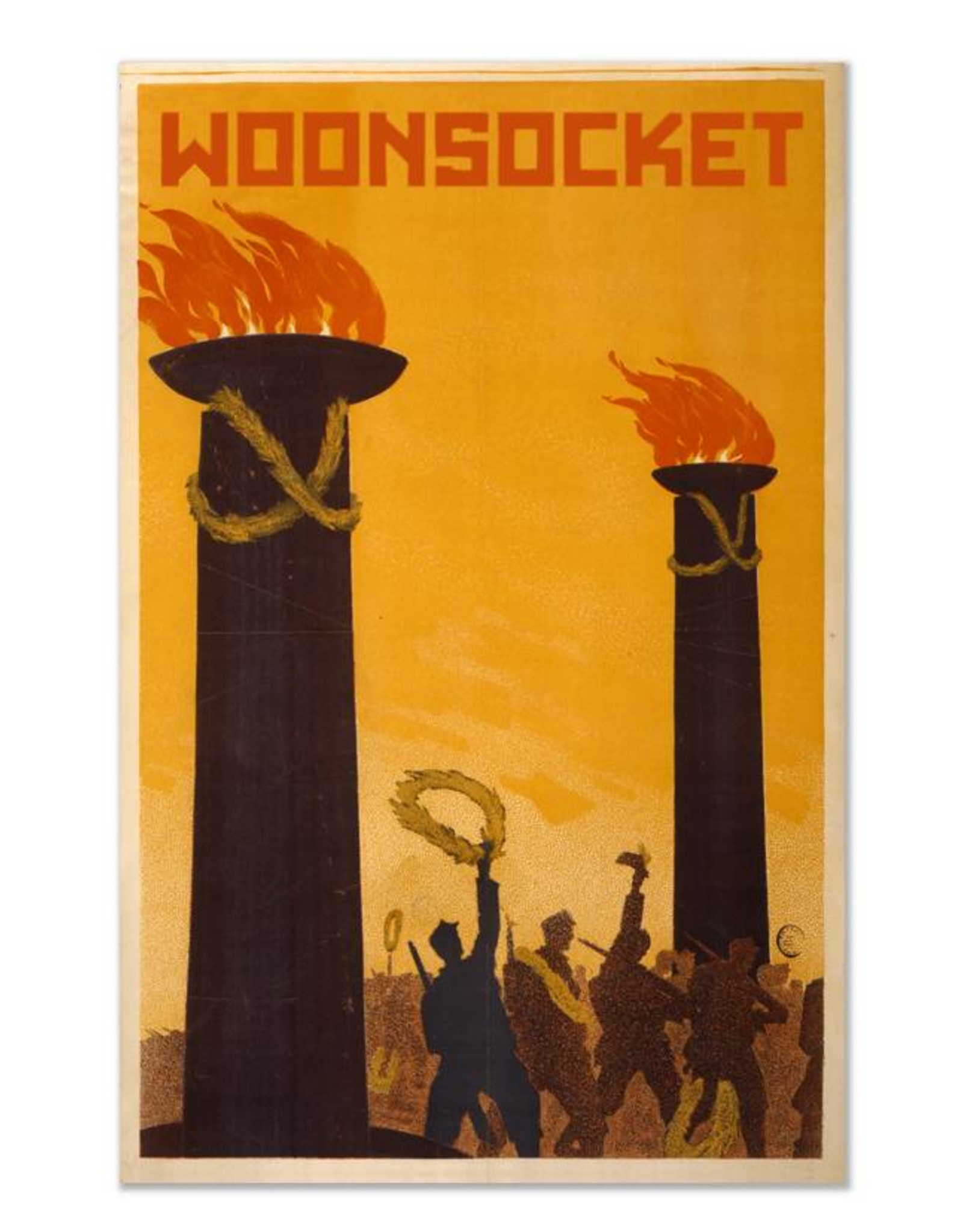 The Woonsocket Revolution Print