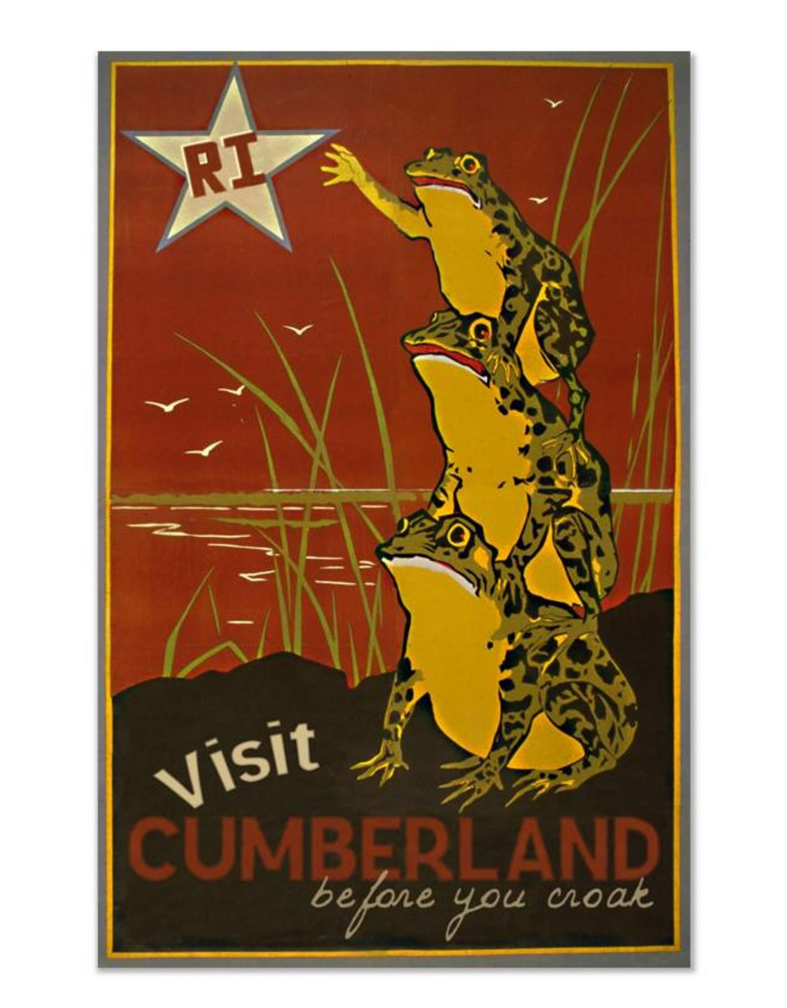 Visit Cumberland Print
